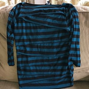 George Striped Top